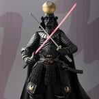 SWに和のアレンジ、「侍大将ダース・ベイダー」がデス・スター鎧まとい復活