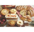 ドンクとミニワン、青森県産りんごを使用したパンのフェア開催