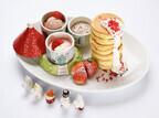 東京都墨田区のムーミンハウスカフェに季節限定いちご満載のデザートが登場