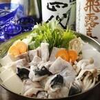 東京都豊島区「吟醸料理・そば ふくろう」、国産とらふぐを3,900円で提供