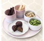 柚子や梅など和の素材をチョコレートで包んだバレンタイン商品を販売