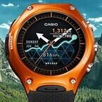 ついに? カシオのAndroid Wearリストデバイス「Smart Outdoor Watch」