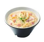はま寿司、ベーコンのうま味が特徴の「クリームスープパスタ」発売