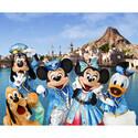 ミッキーが祭りにやってくる! ディズニーの仲間が全国15都市を巡る特別企画