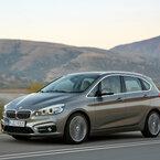 BMW「2シリーズ アクティブ・ツアラー」発表、ブランド初の前輪駆動モデル