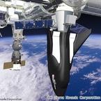 NASA、国際宇宙ステーションへの物資輸送で3社と契約 - 1社は小型シャトル