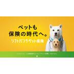 ソフトバンク、愛犬・愛猫の診療費を一部補償するペット保険提供開始