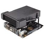 CORSAIR、Mini-ITXマザーに載せるように使う静音水冷CPUクーラー