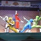ついに新「スーパー戦隊」が始動! 『動物戦隊ジュウオウジャー』は11年ぶりブルーの女戦士&エンディングダンスも健在