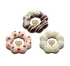 ミスド、チョコづくしの「ポン・デ・スノーショコラ」3種を期間限定発売