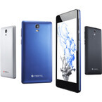 FREETEL、4,000mAhの大容量バッテリー搭載スマホ「Priori 3S LTE」12日発売