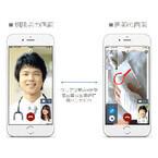 オプティムとMRT、スマートデバイスを用いた遠隔診療サービスを発表