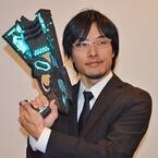 これがドミネーターだ! アニメ「PSYCHO-PASS」劇中アイテムをCerevoが発売 - 総部品1,400点、LED217個で自動変形銃を完全再現