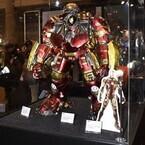 超巨大「ハルクバスター」も! ワンフェス初登場Comicaveブースは「アイアンマン」祭りに