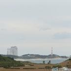 H-IIAロケット30号機現地取材 - 打ち上げが延期、JAXA/MHIは氷結層と強風が原因と発表