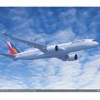 フィリピン航空、エアバスA350 XWBを選定 - 欧米への長距離線に投入