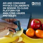 ADIとCP、食品や薬品などの成分分析ができるIoTプラットフォームを共同開発