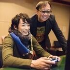『ドラクエ ヒーローズII』主人公声に森山未來&武井咲、堀井雄二が演技指導