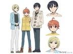TVアニメ『少年メイド』、EDは「有頂天BOYS」が担当! キャスト&ニコ生情報