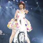 内田彩の2ndライブBlu-rayが4月に発売、群馬での凱旋イベントも決定