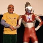 『ウルトラマン』ハヤタ隊員・黒部進、放送開始50年記念上映祭で