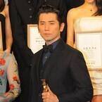 本木雅弘、昭和天皇役で最優秀助演男優賞「