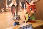 動物たちの楽園が舞台のディズニー最新作『ズートピア』が首位 - 北米週末興収