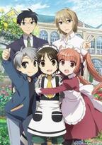 TVアニメ『少年メイド』、追加キャストを発表! 第2キービジュアルも公開