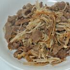 簡単で激ウマなズボラダイエットレシピ (3) ダイエットの味方・きのこを使い、満腹感もある牛えのきしぐれ煮