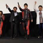 『劇場版 ウルトラマンX』初日あいさつで、田口清隆監督が続編の意気込み語る