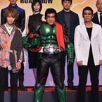 『仮面ライダーゴースト』西銘駿、藤岡弘、との共演は「夢のよう」- 映画『仮面ライダー1号』完成披露イベント