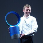 ダイソン「Pure Cool Link」発表会 - スマホで部屋の空気をモニタリング