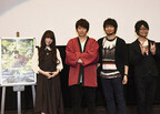 TVアニメ『Dimension W』、最終話放送直前に「振り返り上映会」を開催