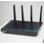 ネットギア、アクティブアンテナ採用の802.11ac wave2対応無線LANルータ