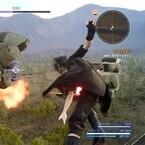 『ファイナルファンタジーXV』は9/30発売、シリーズ初のアクションバトル採用