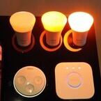 ヘイSiri、ランプをつけて! - 家じゅうの明かりをiOSで操作できるスマート照明「Philips Hue」
