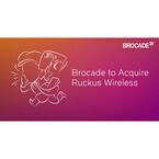 ブロケード、企業向けネットワーク製品群の補完を目的にRuckusを買収