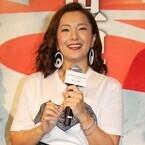 三船美佳、離婚後初イベントで決意語る「強い母ちゃんにならないと」