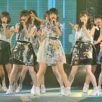 乃木坂46のライブに会場沸く! GirlsAwardで「ハルジオンが咲く頃」など披露