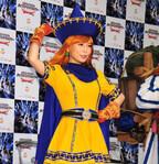 中川翔子、ドラクエの人気キャラ・アリーナ役に「命を賭けて臨みたい!」
