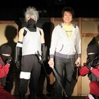J-WORLD TOKYO、アニメ『NARUTO-ナルト』テーマのショーアトラクション登場