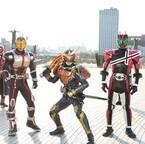 『仮面ライダー大戦』劇場開票速報- 開票率30% 日本全国で平成が優勢