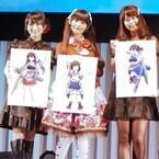 『艦これ』ステージに藤田咲・井口裕香の赤加賀コンビ! TVアニメビジュアル初公開