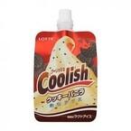 飲むアイス「クーリッシュ」にクッキー&バニラが登場 -ロッテアイス