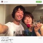 上野樹里、和田唱との2ショット公開!「素敵な2人」「お幸せに」と祝福殺到