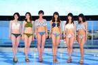 松元絵里花ら水着ガールたちが集結、抜群のスタイルを披露!
