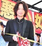 綾野剛、スカパラの生演奏にノリノリで大興奮「今年で一番楽しかった!」