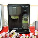 シャープ、栄養たっぷりの粉末茶を自宅で楽しめる「ヘルシオ お茶 PRESSO」
