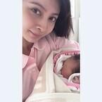 加藤夏希、第1子女児出産を報告「感動ー!」 -