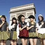 ベイビーレイズJAPAN、フランスで初の海外公演! 2ndアルバム9月リリース